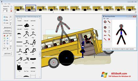 Ekrānuzņēmums Pivot Animator Windows 10